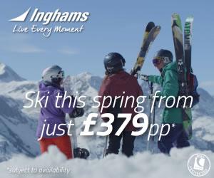 Inghams Ski Holidays